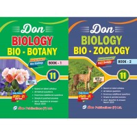 11th Biology - Book 1 & 2!