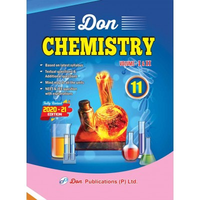11th Chemistry Guide (Volume I & II)