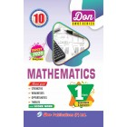 10th - Mathematics - 1 Mark