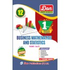 12th - Business Mathematics and Statistics 1 Mark