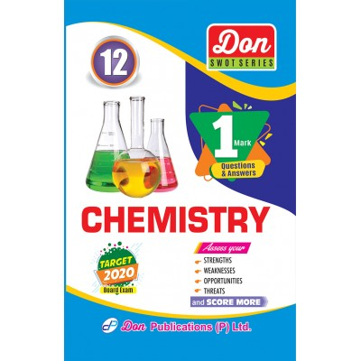 12th - Chemistry - 1 Mark