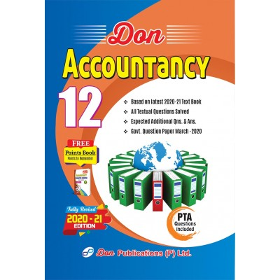 12th Accountancy Guide