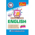10th English T10 Model Question Papers with Key