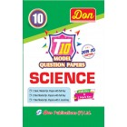 10th Science T10 Model Question Papers with Key