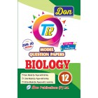 12th Biology T12 Model Question Papers with Key