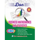 11th Business Mathematics and Statistics Guide