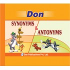 Book of Synonyms & Antonyms