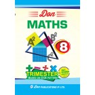 8th Maths Guide