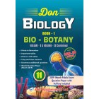 11th Bio - Botany Guide (Volume - I & II Combined) - Book - 1