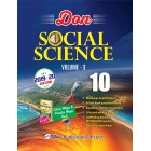 10th Social Science  Guide (Volume - I)