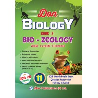 11th Bio - Zoology Guide!
