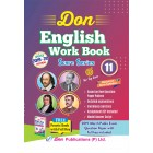 11th English Work Book (Score Series) - Based on New Syllabus